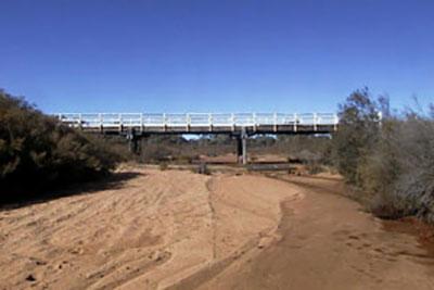 Howell Road Bridge, Guyra Shire
