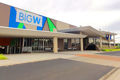 Big W Shopping Complex Inverell