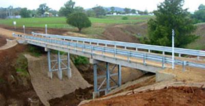 Halls Creek Bridge