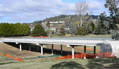 Walcha Shire Council - Middle St Bridge