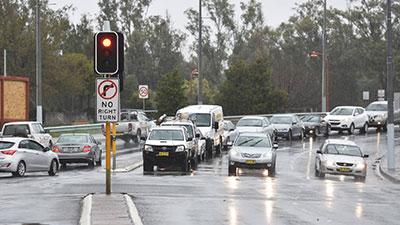 Tamworth Traffic Management